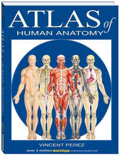 Atlas of Human Anatomy By Perez, Vincent